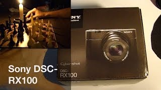 getlinkyoutube.com-Sony Cybershot RX100 - Fast Review - Low light and video test - RX100 vs GoPro Hero 2 - Tunguska EMS