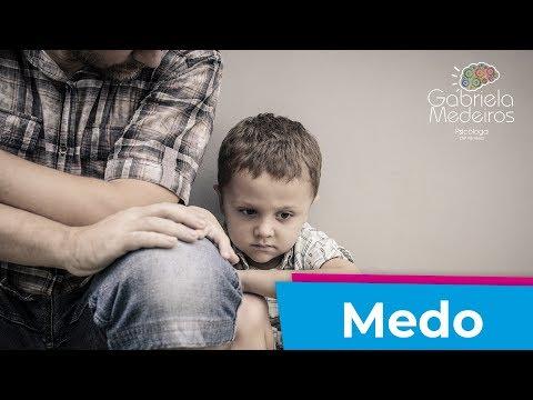 Quando o Medo Deixa de Ser Normal na Infância | Psicóloga Gabriela Medeiros