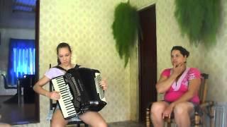 getlinkyoutube.com-Eduarda Borsoi, tocando Gaita, em Santiago do Sul - Sc