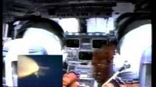 getlinkyoutube.com-Shuttle launch from inside orbitor