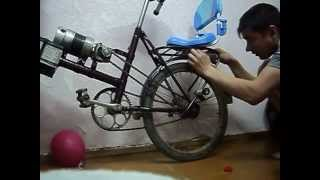 getlinkyoutube.com-Электровелосипед своими руками