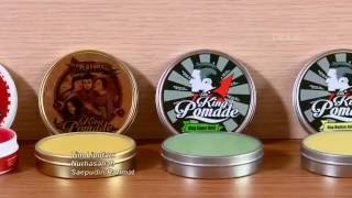 cara membuat pomade by king pomade