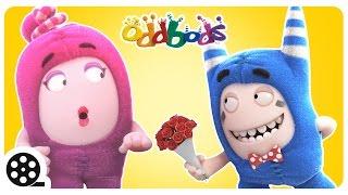 getlinkyoutube.com-Oddbods | A Boy Girl Thing | Mini Cartoon Movie