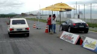 getlinkyoutube.com-Fiat 147 no Racha Diurno!