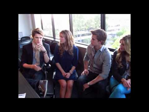 An oceanUP Interview with the House of Anubis Cast