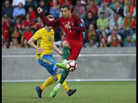 Portugal - Sweden 2-3 Goals and Highlights 28/03/2017