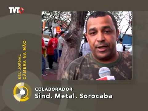 Metalúrgicos de Sorocaba denunciam descaso do Grupo ZF com trabalhadores acidentados