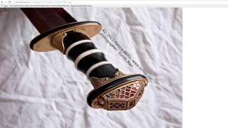 getlinkyoutube.com-The most amazingly beautiful swords I've ever seen
