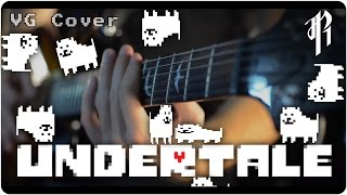 getlinkyoutube.com-Undertale: Spear of Justice - Metal Cover || RichaadEB