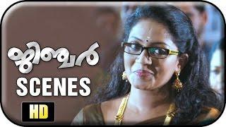 getlinkyoutube.com-Ginger Malayalam Movie   Scenes   Kailash announces his wedding   Jayaram   Mallika