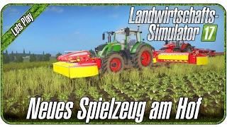 getlinkyoutube.com-PROJEKT MECKLENBURG ULTIMATE  - Neues Spielzeug am Hof | LS17