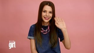 getlinkyoutube.com-Мария Вэй / Maria Way дала мастер-класс по макияжу для ELLE Girl