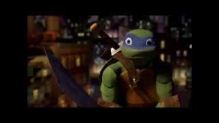 getlinkyoutube.com-tortugas ninja donniexlucille leoxelsa mikeyxanna rafaxmavis