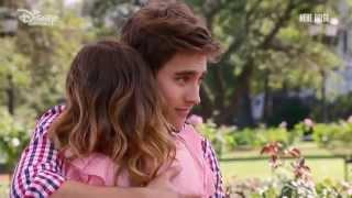 getlinkyoutube.com-Violetta 2 - Leon und Violetta singen Hoy somos mas im Park (Folge 70)