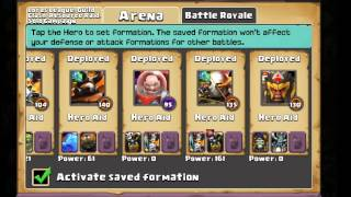 CLASH OF LORDS 2 GAMEPLAY TUTORIAL TIPS AND TRICKS