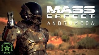 Let's Play - Mass Effect: Andromeda - AH Live Stream