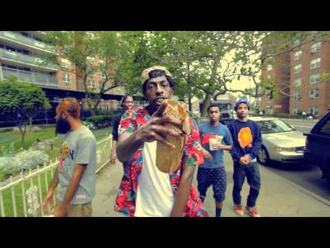 Flatbush Zombies - Face - Off (L.S.Darko) (Prod. By Erick Arc Elliott)