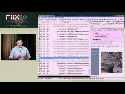 Microsoft MIX10 - Advanced Web Debugging with Fiddler (2/4)