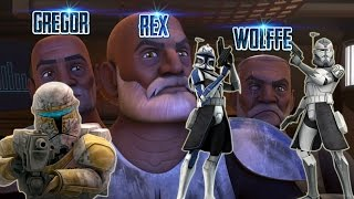 getlinkyoutube.com-Star Wars Rebels | Rex,Gregor y Wolffe VS AT-AT | Español Latino HD