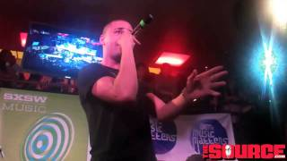 J. Cole - Freestyle à SXSW