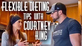 Flexible Dieting Tips With Courtney King