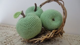 getlinkyoutube.com-Яблоко СИМИРЕНКО Apple Symyrenka Crochet