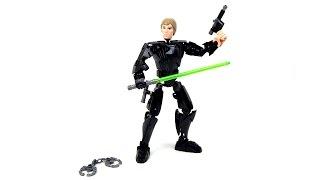 getlinkyoutube.com-Lego Star Wars 75110 Luke Skywalker™ Lego Speed Build