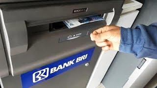 Cara Tarik Uang di ATM BRI dengan Mudah