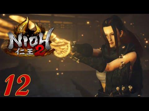 Nioh 2 - FULL Gameplay [ITA] - TONFA/FALCE RUN - Parte 12