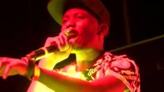 Drimz at the SUN FM Kwacha Music Awards 2017