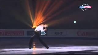 getlinkyoutube.com-羽生結弦 yuzuru hanyu 四大陸選手権EX 2013 羽生結弦 yuzuru hanyu