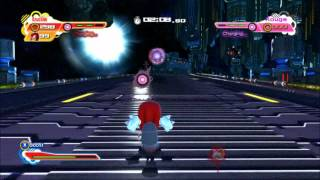 getlinkyoutube.com-Sonic Generations Knuckles Mod Version 2: Rouge Rival