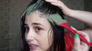 getlinkyoutube.com-Argiloterapia Capilar - Argila Verde - Pra que serve e como usar.