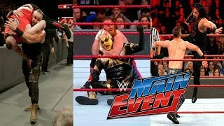WWE Main Event 26th January 2018 Highlight hd - wwe main event 2018 lastest width=