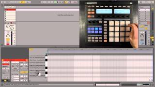 Loop recording in Ableton Live