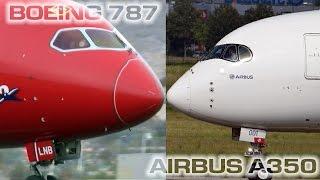 getlinkyoutube.com-Boeing 787 vs Airbus A350