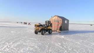 getlinkyoutube.com-Ice Fishing and Quads