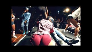 getlinkyoutube.com-Did this Guy bust in his Jeans during a Twerking Contest ? @ The Jump Off
