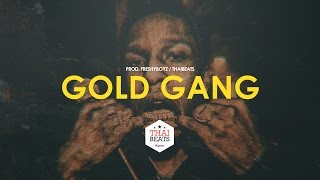 "getlinkyoutube.com-Asap Rocky Type Beat ✘ Trap Instrumental 2017 ""Gold Gang"" (Prod. THEILLEST)"