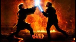 getlinkyoutube.com-John Williams & London Symphony Orchestra - Anakin Vs. Obi-Wan / Battle of the Heroes
