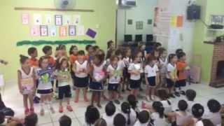 Dia da Poesia - Educação Infantil V