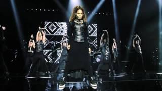 getlinkyoutube.com-Janet Jackson - In The Studio and Unbreakable Tour (Behind The Scenes)