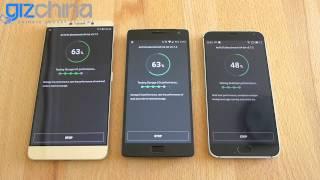 getlinkyoutube.com-Antutu Shootout: OnePlus 2 vs LeTV Le Max vs Meizu MX5
