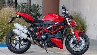 getlinkyoutube.com-Ducati Streetfighter 848 First Ride + Review