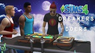 getlinkyoutube.com-DJing & BECOMING FRIENDS - Dreamers & Doers | Ep. 3