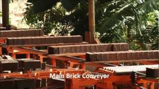 getlinkyoutube.com-Vego Brick making Machine India