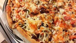 getlinkyoutube.com-البيتزا باللحم المفروم والخضار