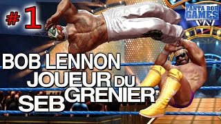 getlinkyoutube.com-Nawak Lennon Show - WWE All Stars avec Fred et Seb 2/2 Fail le 1 bientôt