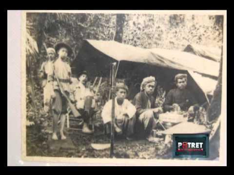sejarah elang jawa, javan hawk eagle history at Gunung Gede Pangrango National park