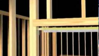 getlinkyoutube.com-Johnson Hardware® Pocket Door Frame Installation Video